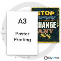 A3 Posters