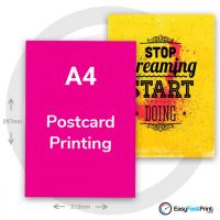 A4 Postcards