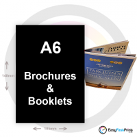Cheap A5 booklet and brochure printing UK