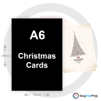 A6 Christmas Cards