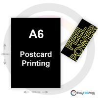A6 Postcards