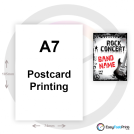 A7 Postcards