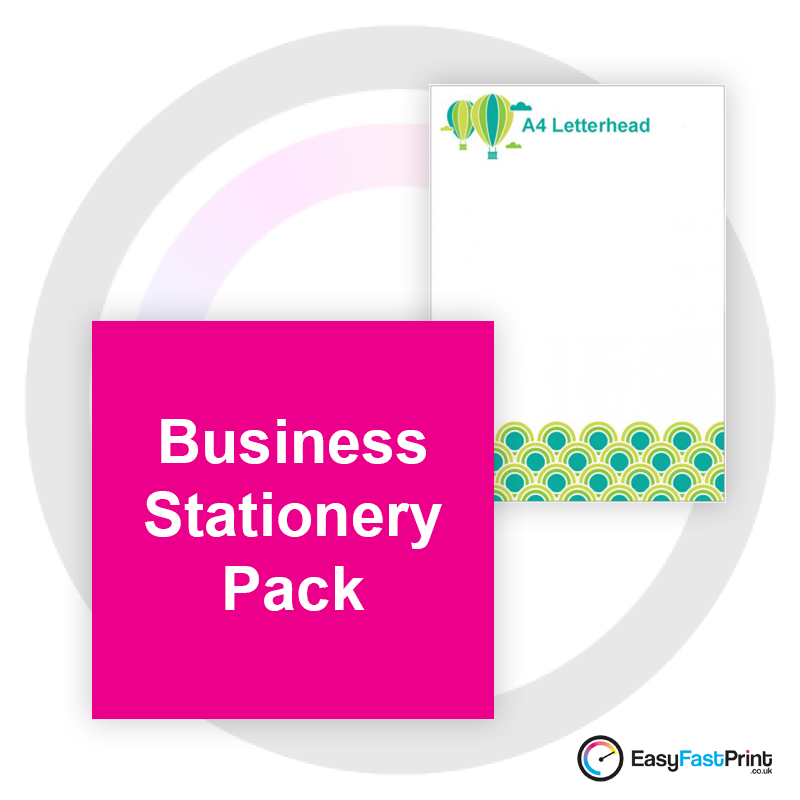 Business Stationery Bundle Pack