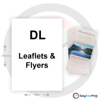 DL Leaflets and Flyers